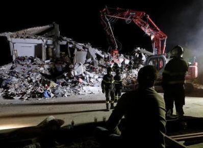 意大利中部地震