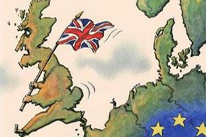 英国公投决定脱欧
