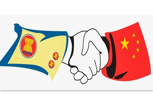 东盟与中国